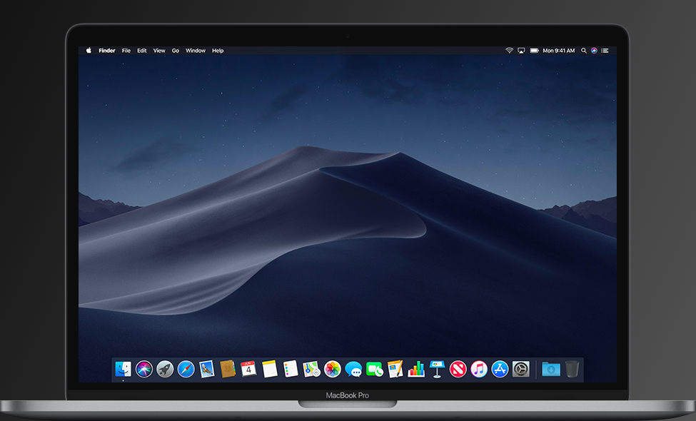 Mac OS Mojave image