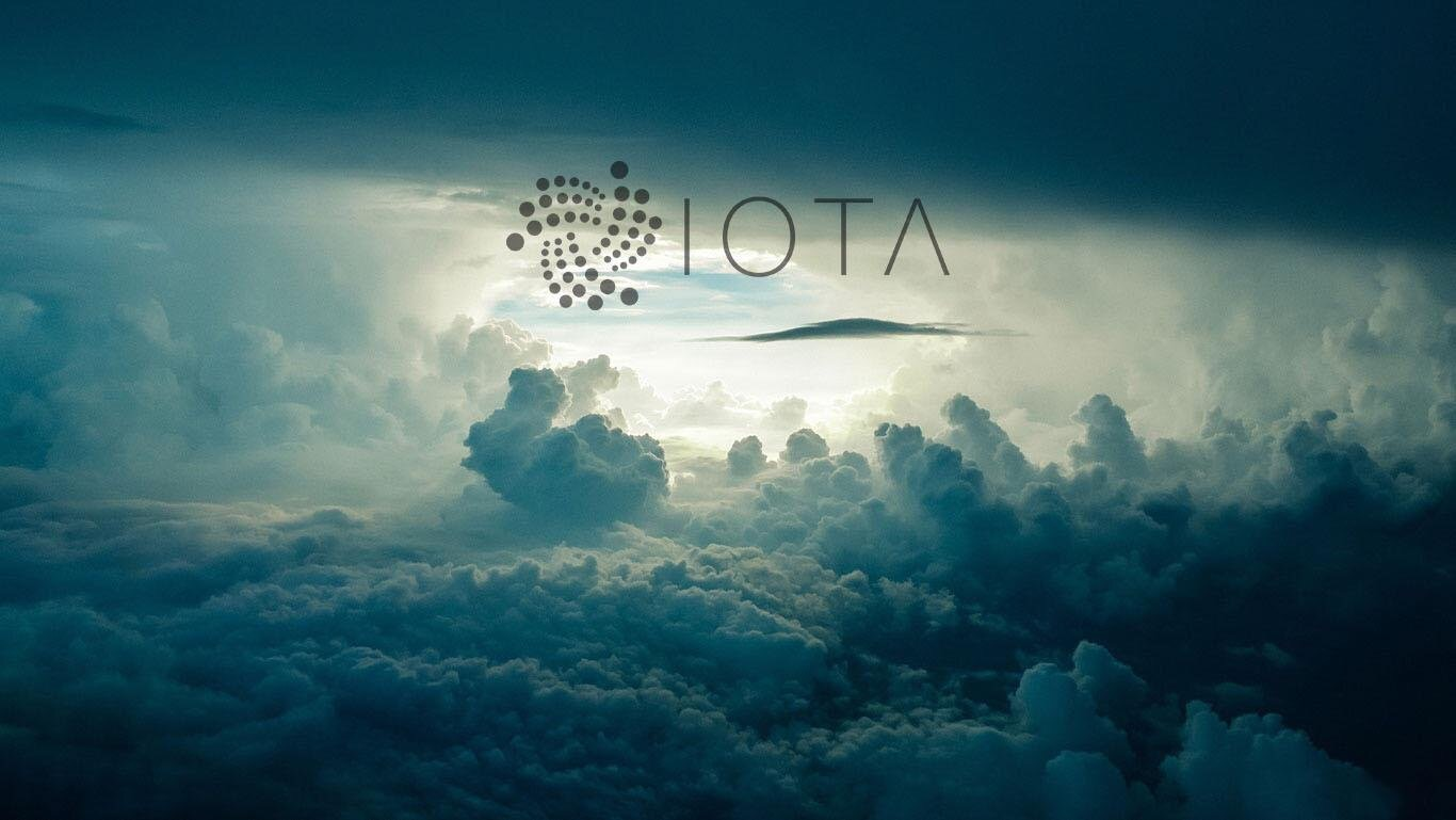 IOTA on clouds
