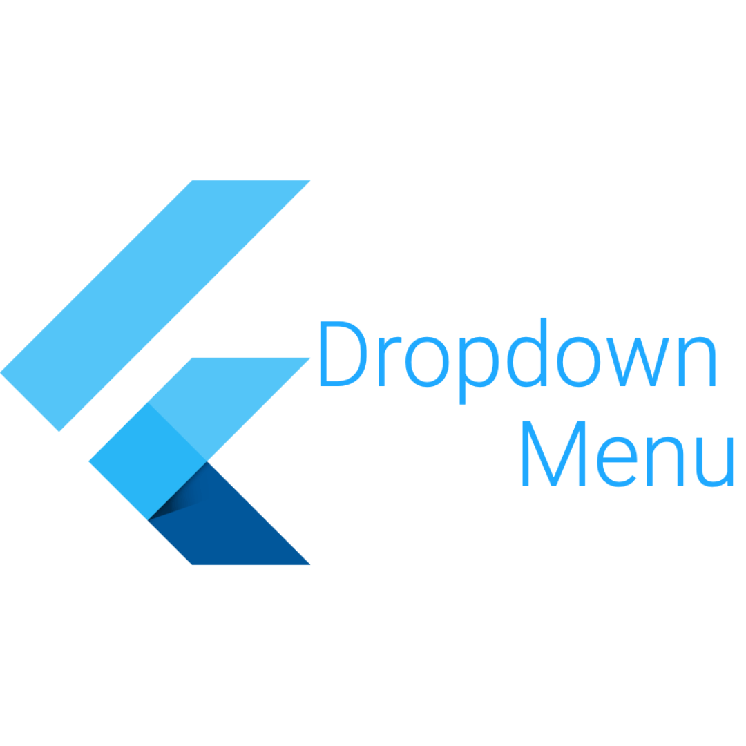 Flutter Dropdown Menu