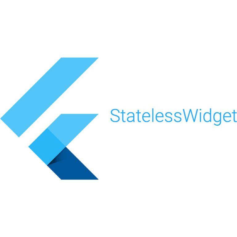 Flutter StatelessWidget nedir?